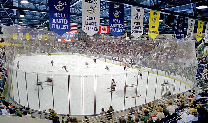 Lake Superior State University Lakers - College Hockey, Inc.