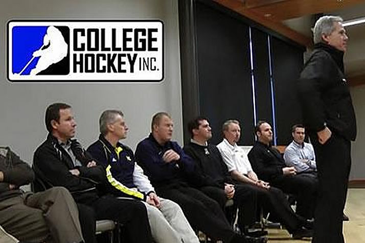 As Colleges Educate Players On >> College Hockey Inc Tours Canada College Hockey Inc