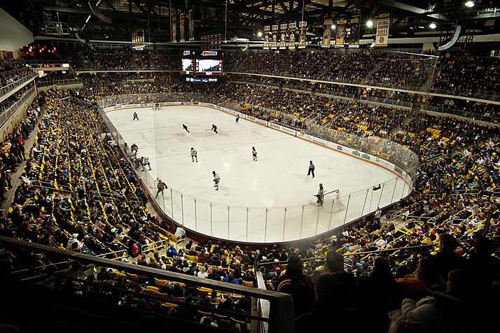Duluth To Host 2020 Ice Breaker College Hockey Inc