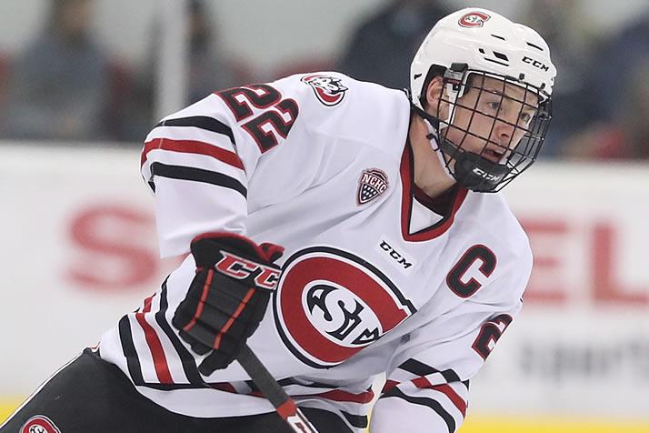 Path To Buffalo Is Set College Hockey Inc